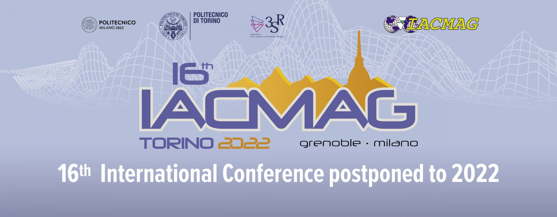 16th International Conference of IACMAG